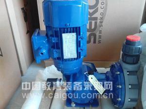 意大利进口机械隔膜泵