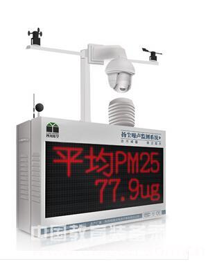 BR-ZS4G扬尘噪声系统四川瞭望