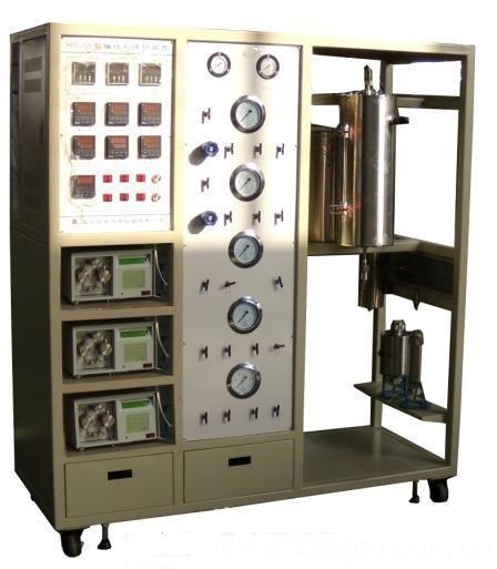 固定床反应器,流化床反应器,天津大学多功能反应实验装置