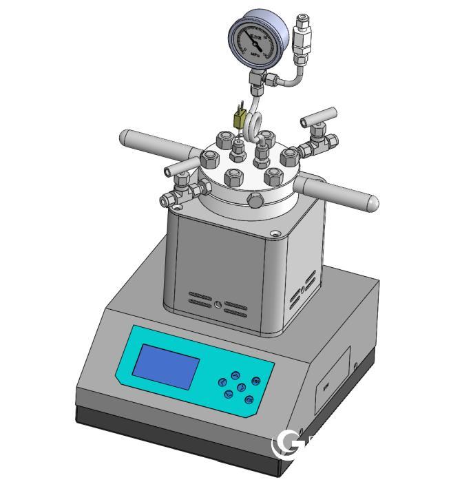 浙江廠家定制10ml~500ml各型磁力攪拌微型反應釜