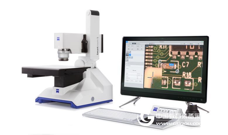 蔡司(ZEISS)Smart zoom 5 智能超景深三維數碼顯微鏡
