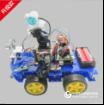Arduino 循跡避障機器人