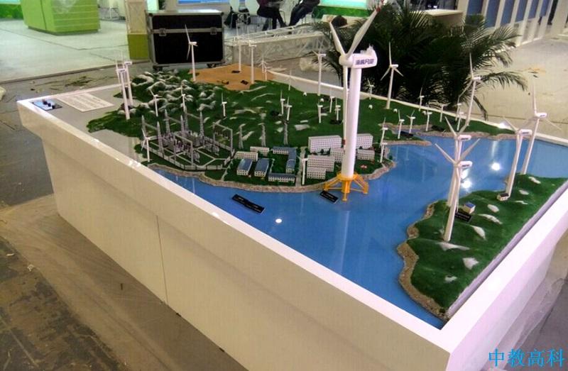 《風能與動力工程》實訓室仿真模擬模型