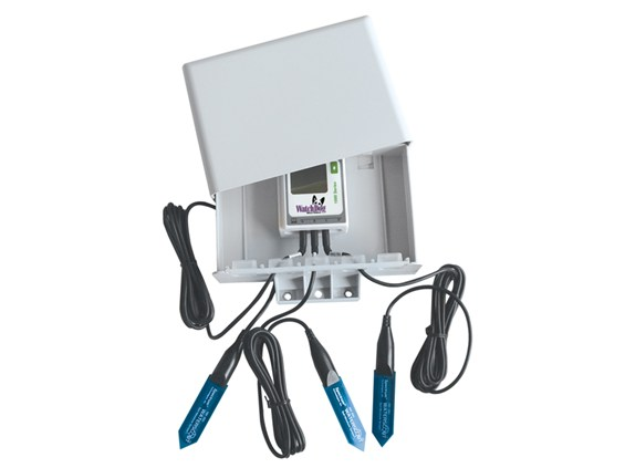 土壤水分監測系統 WatchDog1400 SM100