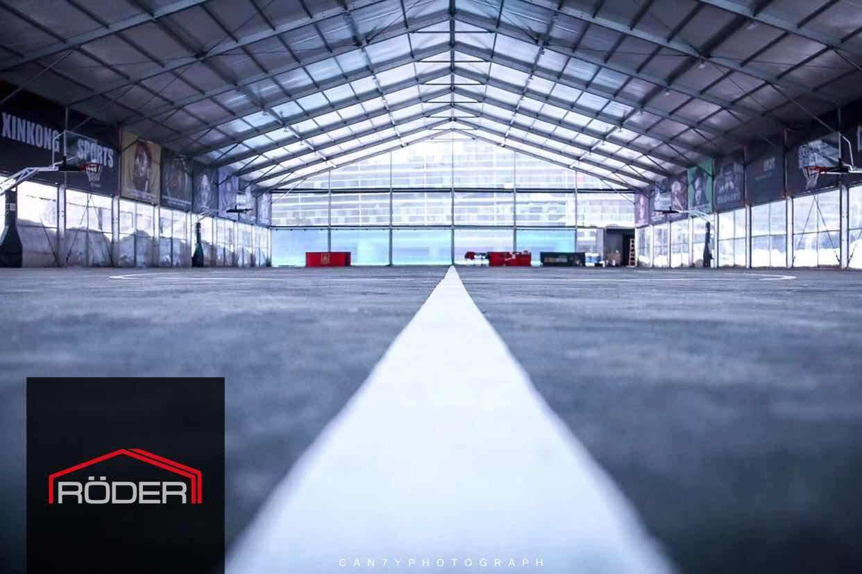 合肥奧體—星空籃球館