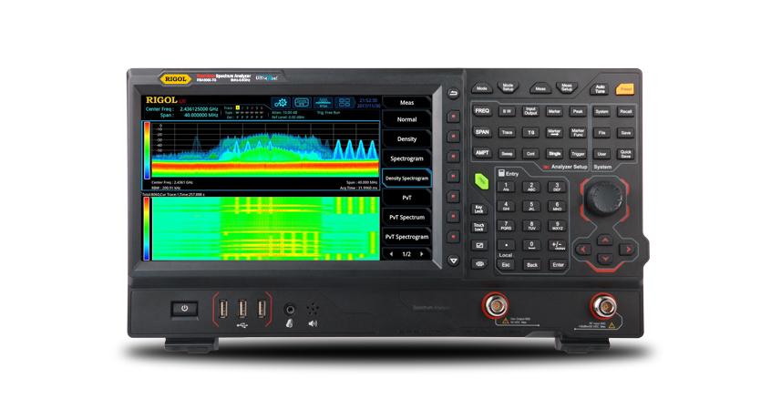 普源頻譜儀 RIGOL RSA5032/-TG RSA5065/-TG RSA5000系列實時頻譜分析儀 頻率9kHz~6.5GHz