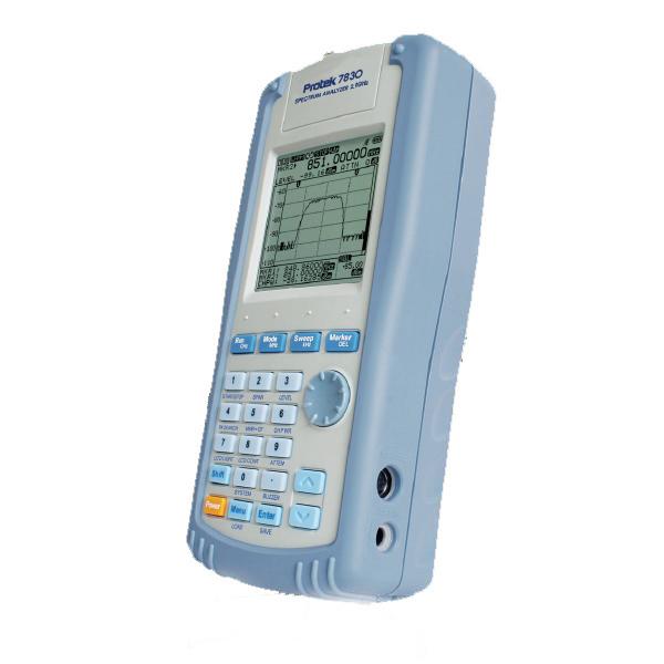 恒奧德儀特價    手持式頻譜分析儀/場強頻譜分析儀