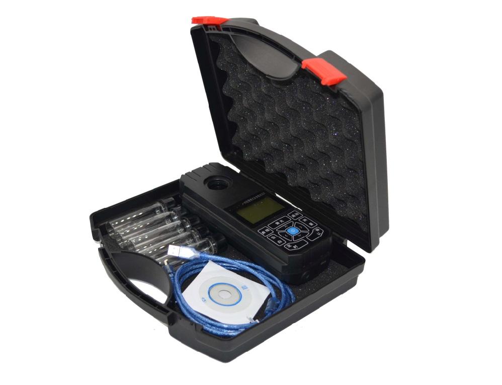 便携式多参数水质测定仪 (镍 六价铬,总铬 氰化物 )