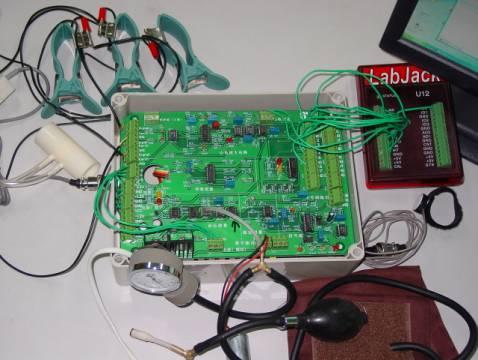 浙江大学CSY2001D型生物医学传感器系统实验仪