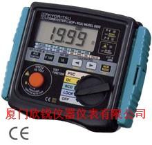 3001B日本共立3001B数字绝缘电阻测试仪