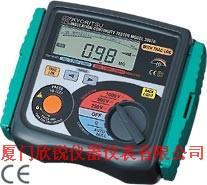 3121日本共立3121绝缘电阻测试仪