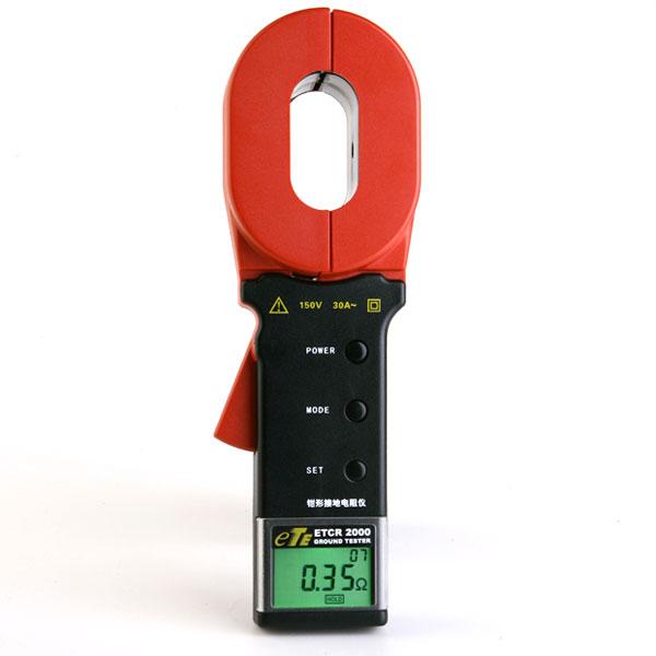 钳形接地电阻仪ETCR2000A(实用型)