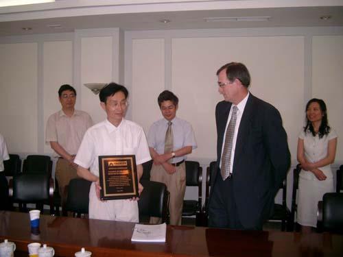 中国最专业的海外工程仪器配套解决者