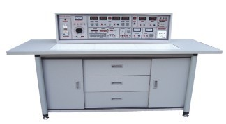SXK-760B 電工、模電、數電實驗與技能實訓考核實驗室成套設備(帶智能型功率表、功率因數表)
