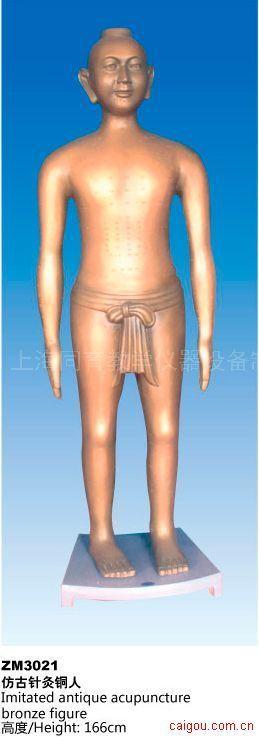 仿古针灸模型