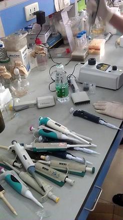 实验室仪器检测维护
