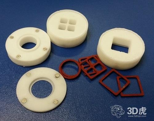 3D打印显微镜室 花费低至成本的50倍