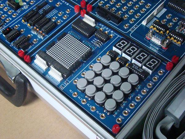 DICE-2008PCI-B  32位微机原理实验箱