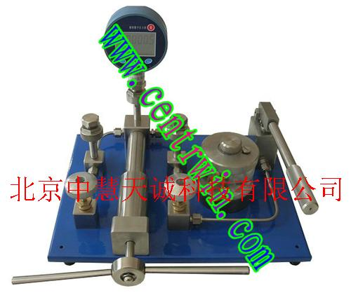 手动高压水压泵 型号:CM2012