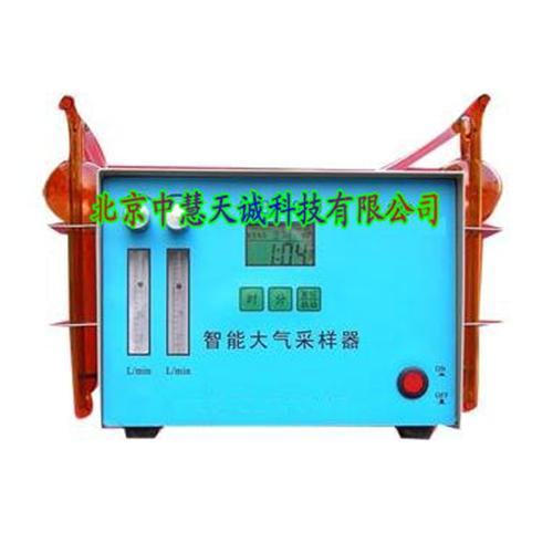 智能双路大气采样器 型号:JH-DSQC-1000