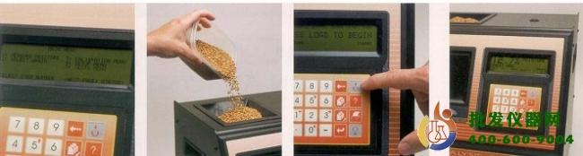 美国帝强高精度水分容重测定仪GAC-2100AGRI