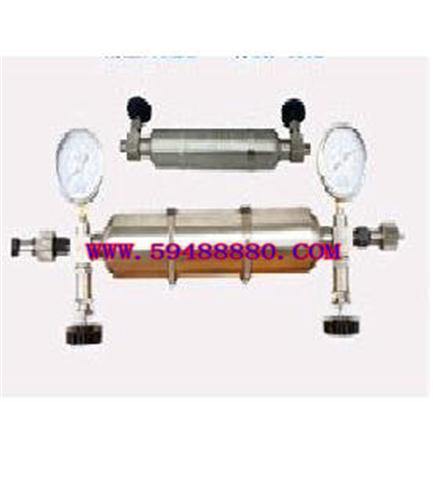液化石油气高压采样钢瓶/液化气采样罐/液化气采样钢瓶/液化石油气采样器/采样钢瓶 型号:DAZD-100
