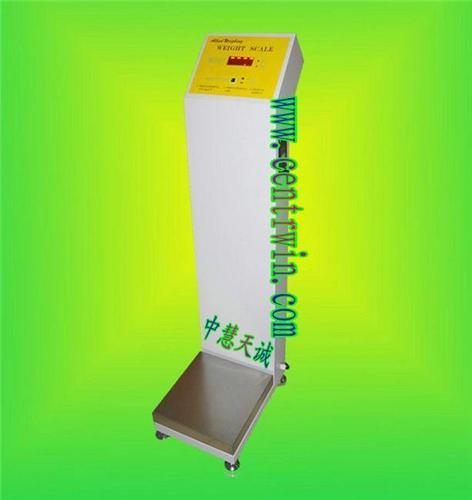 投币式电脑人体秤/体重秤(投币) 型号:ZYKHW-3