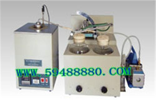 润滑油蒸发损失测定仪(诺亚克法) 型号:FLZ/1KL-122