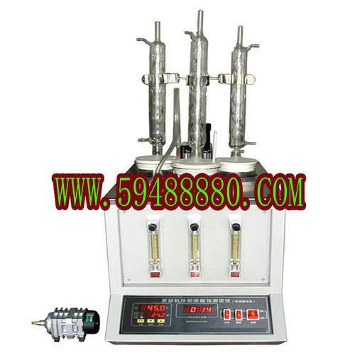 发动机冷却液腐蚀测定仪(玻璃器皿法)型号:FCJH-139