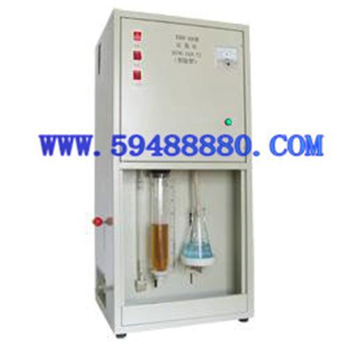 凯氏自动定氮仪/粗蛋白含量测定仪(单排配四孔消化炉) 型号:DCKDN-AD