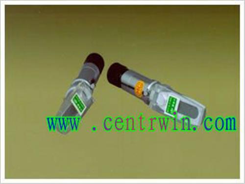 手持盐度计/手持式折光仪(0-28%) 型号:SHGWYY-Ⅱ