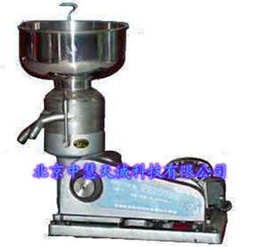 碟式牛奶分离机 型号:WHM9-N100