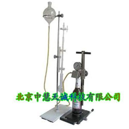 二氧化碳压力测定仪/啤酒饮料二氧化碳测定仪 型号:SX-RSCY-3B
