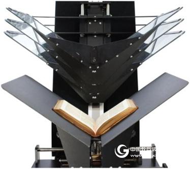 V 型古籍书刊扫描仪,摸清家底方能精准保护