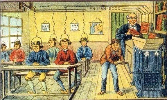 AI在教育领域的进展有多快?