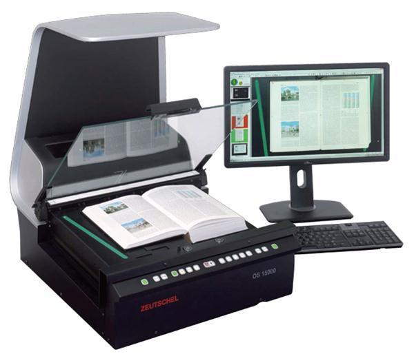 非接触式扫描仪_信息化时代档案数字必备设备