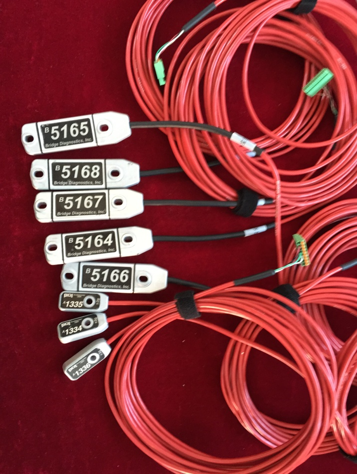 BDI结构监测系统在导管架平台监测中的应用